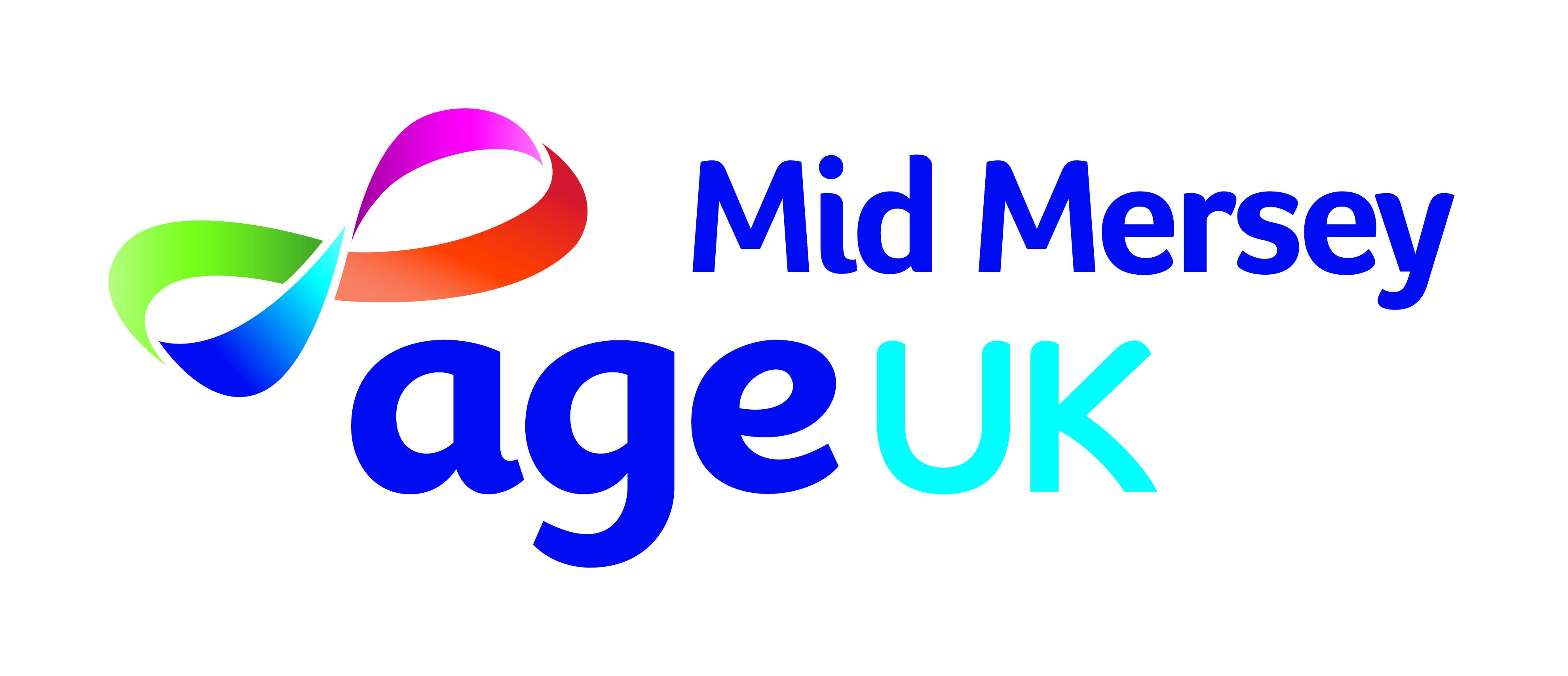 Age UK Mid Mersey Logo